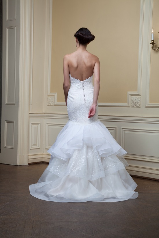 photo of Ruby by Lea Ann Belter Spring 2014 wedding dress