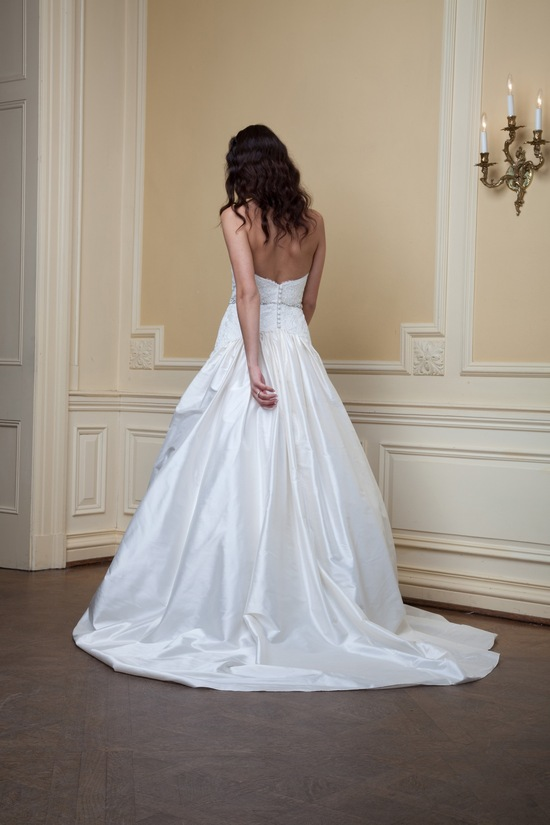 photo of Viola by Lea Ann Belter Spring 2014 wedding dress