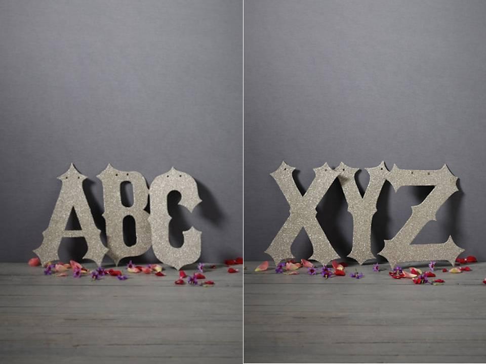 Metallic-monogram-letters-wedding-reception-decor-bhldn-wedding-decor-ideas.full