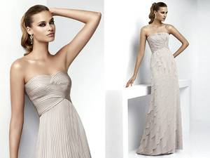 photo of New Cocktail Gowns by Pronovias: For Brides and 'Maids