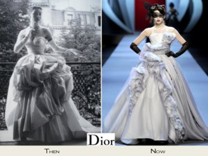photo of Chanel, Lanvin, Dior: Great Bridal Designers, Then and Now
