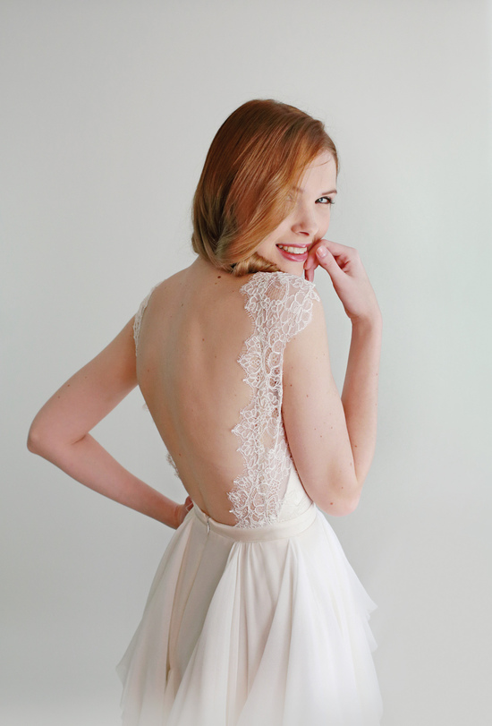 photo of EmmyLou by Leanne Marshall Fall 2014 Bridal Collection