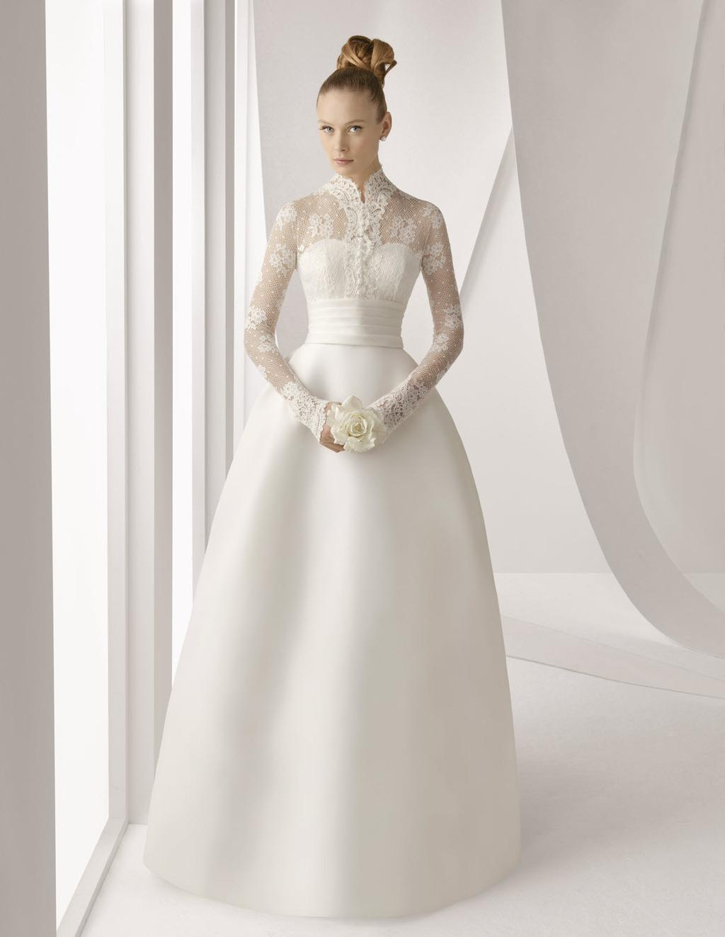dresses designer rosa clara wedding