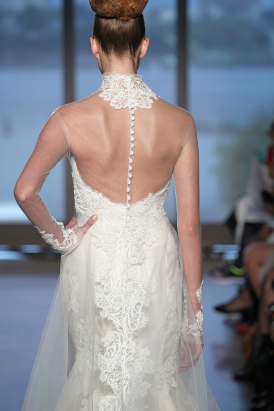 photo of Celandine by Ines Di Santo 2014 Couture Collection