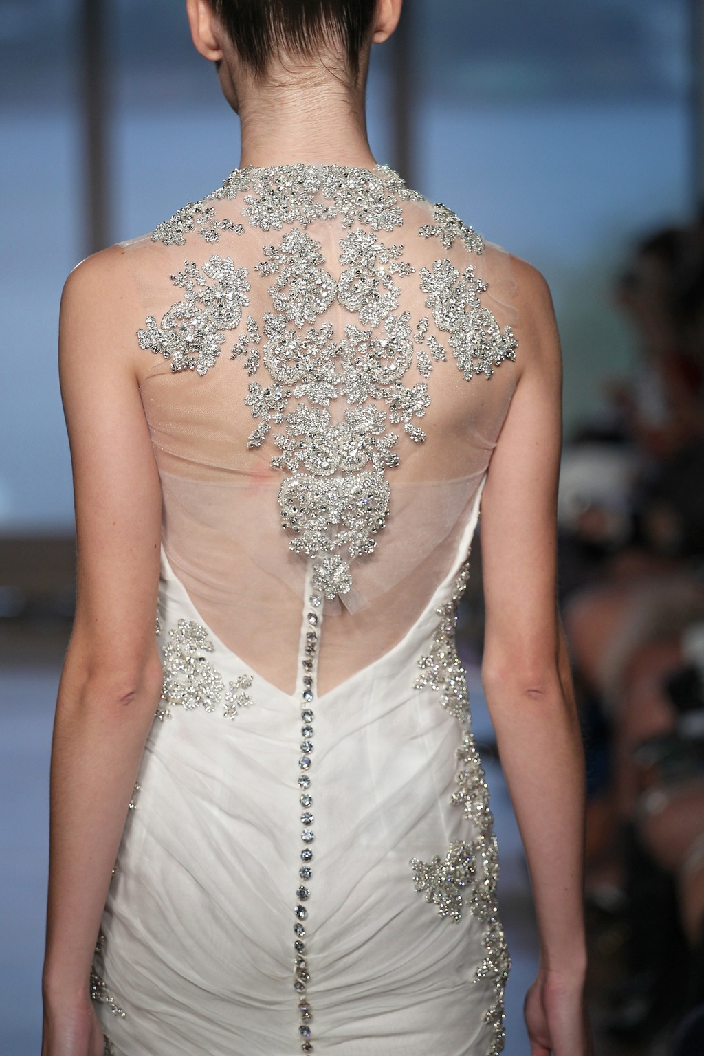 Cybele by Ines Di Santo 2014 Couture Collection