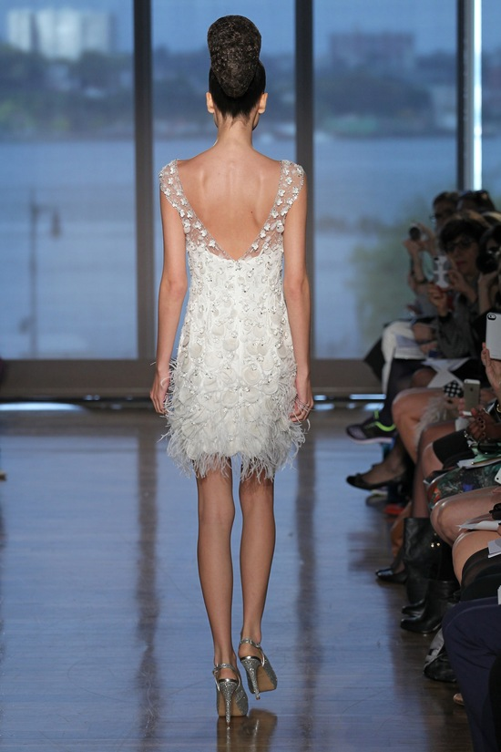 photo of Eos by Ines Di Santo 2014 Couture Collection