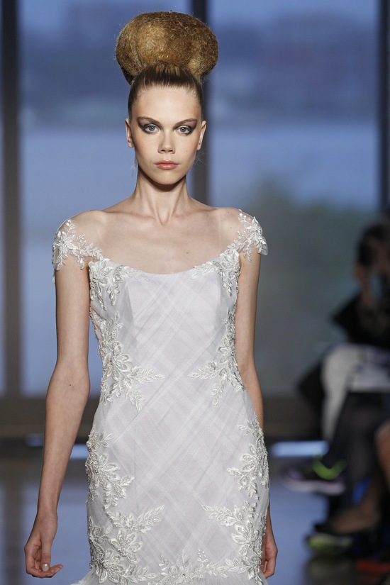 photo of Thalia by Ines Di Santo Fall and Winter Couture Collection 2014