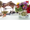 Outdoor-real-wedding-colorful-wedding-flowers-centerpieces-reception.square
