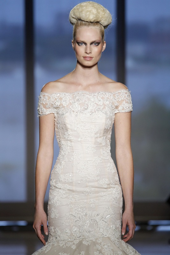 Iva by Ines Di Santo 2014 Couture Collection