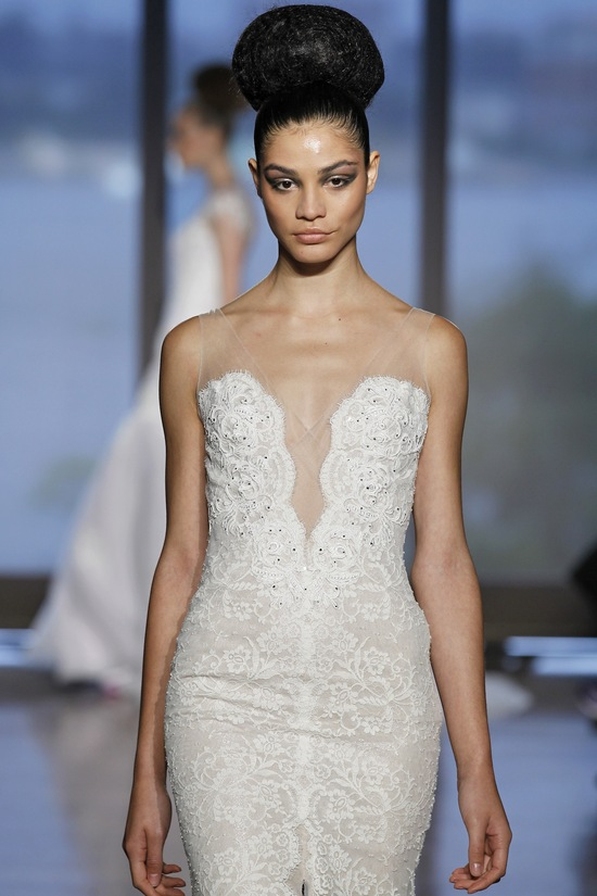 photo of Maia by Ines Di Santo 2014 Couture Collection