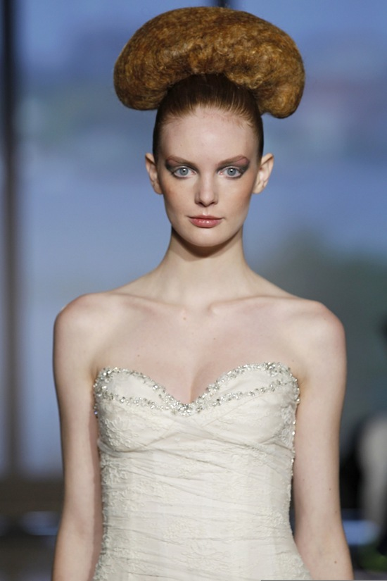 photo of Theia by Ines Di Santo 2014 Couture Collection