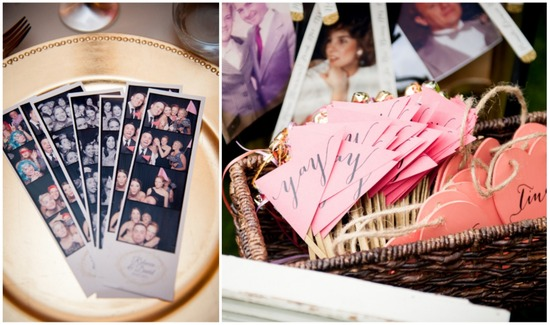 Photobooth props and pictures