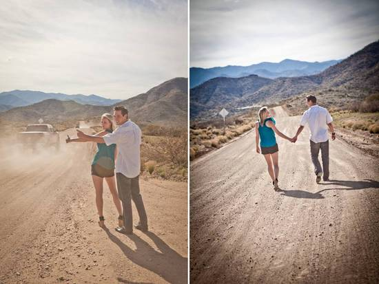 photo of From East to West, Two Unique Engagement Sessions