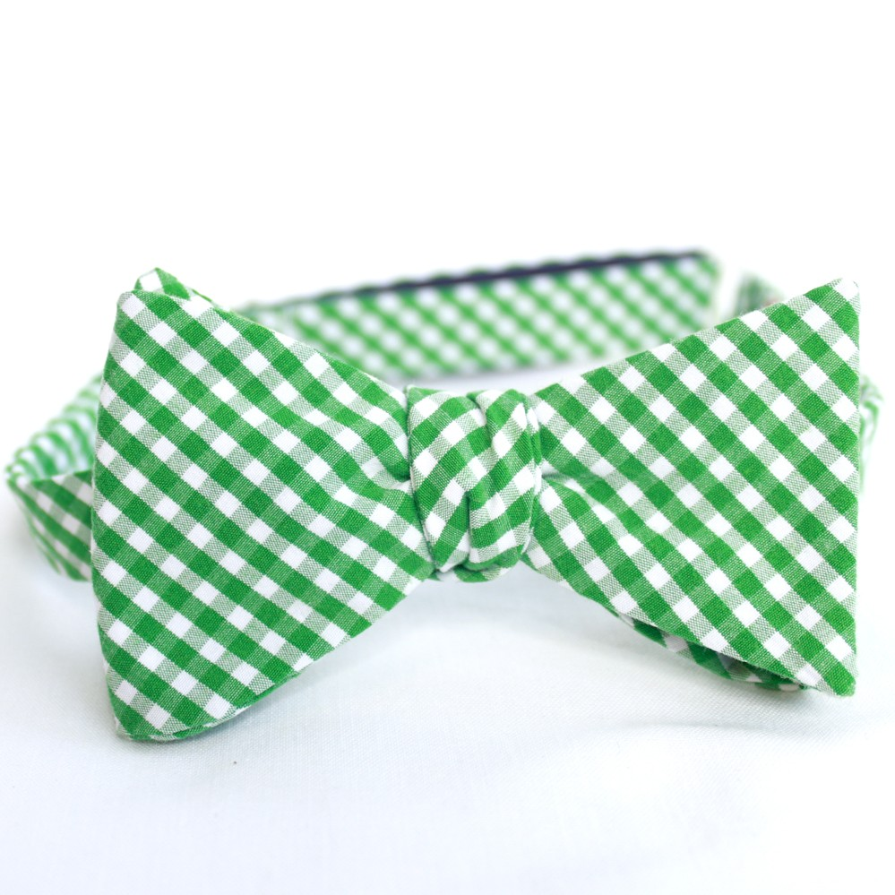 White-green-gingham-bow-tie-grooms-attire-formalwear-groomsmen.original