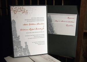 photo of 15 Eco-Friendly Wedding Invitations
