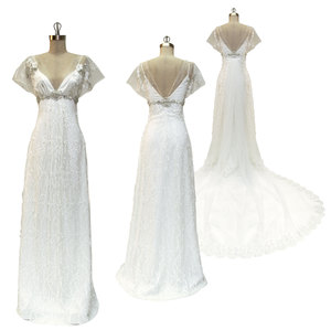 photo of Fall 2011 Claire Pettibone Wedding Dresses: Bohemian Romance