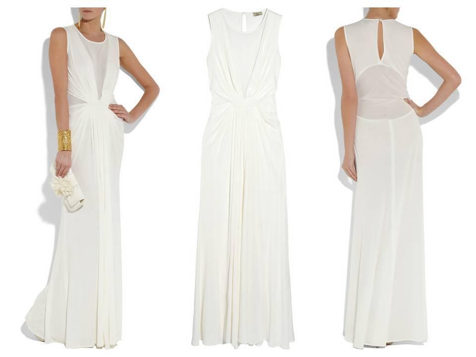 Chic-sheath-wedding-dress-sheer-net-neckline-beach-bridal-gown.full