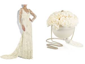 photo of NET-A-PORTER WEDDING BOUTIQUE