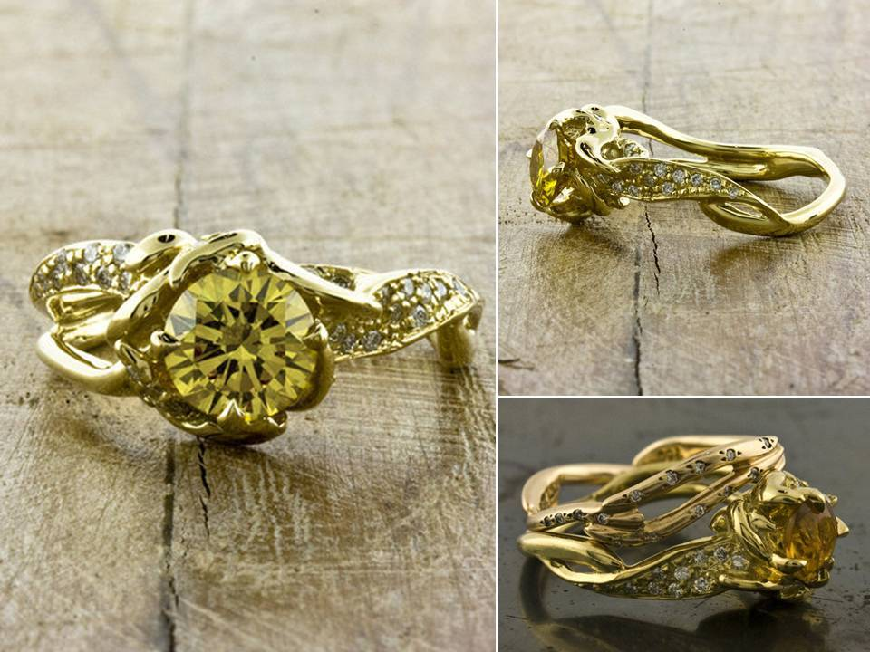 Yellow-diamond-engagement-ring-round-diamond-eco-friendly-wedding-jewelry-organic.full