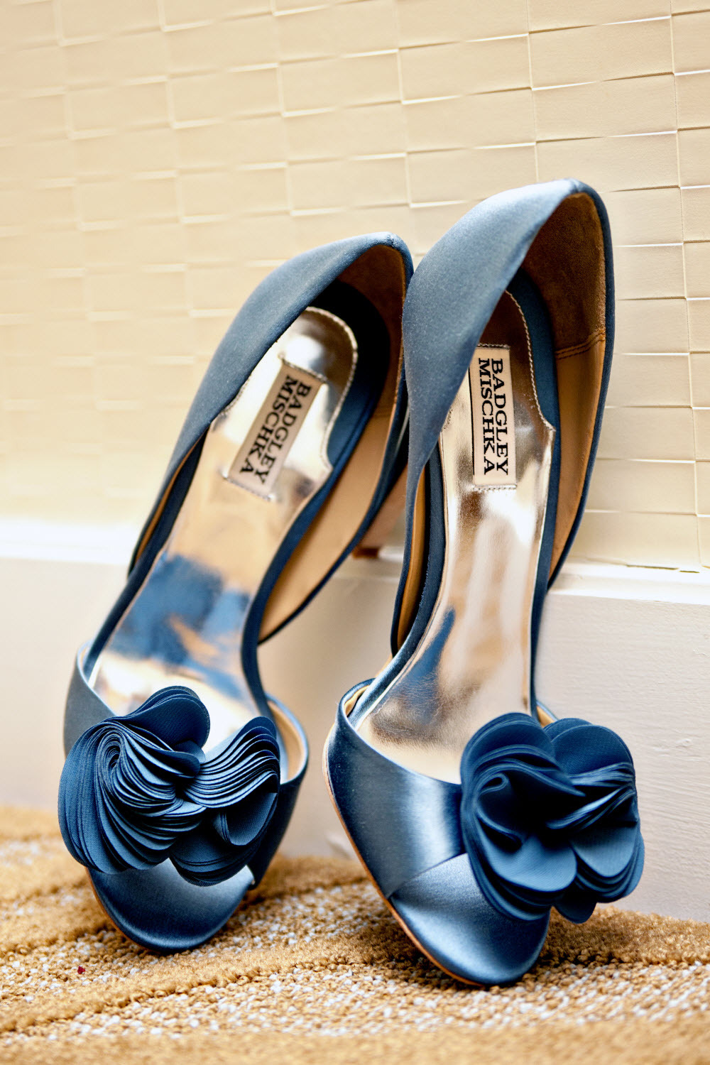 Something-blue-chic-wedding-shoes-badgley-mischka-peep-toe-bridal-heels.full