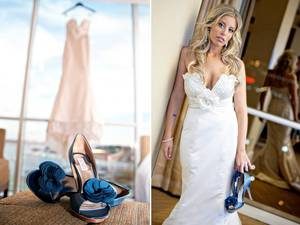 photo of Elegant Fall Wedding in Baltimore: Melanie and Phillip