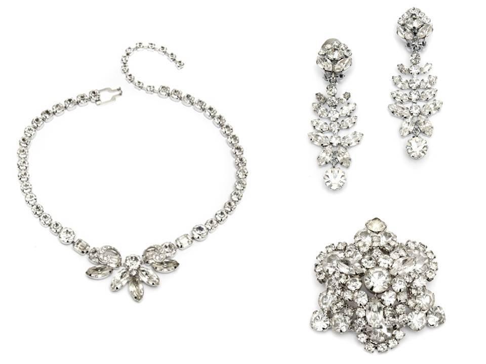 Vintage-bridal-jewelry-wedding-day-necklace-brooch-drop-earrings.full