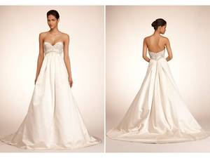 photo of Discount Designer Wedding Dresses and Vintage Bridal Baubles