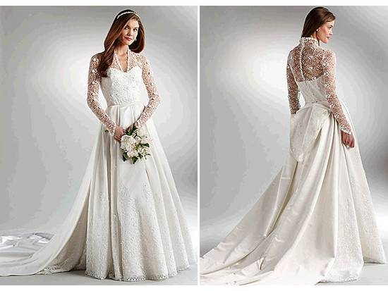 photo of Kate Middleton-Inspired Wedding Dresses and a Pippa Gown too!