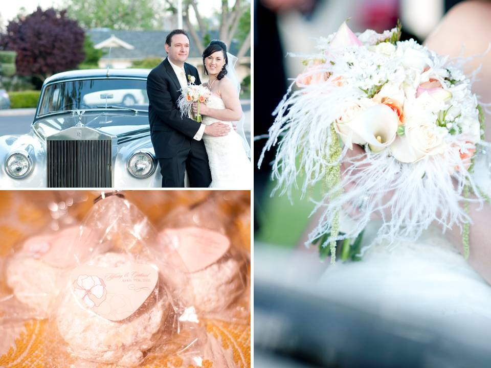 Vintage-wedding-transportation-romantic-bridal-bouquet-real-weddings-las-vegas.full
