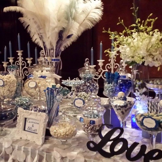 aqua candy buffet 110