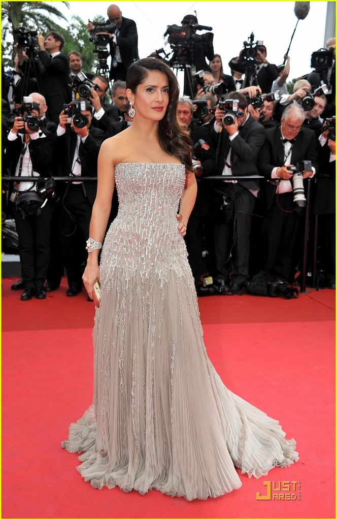 photo of 3 Red Carpet Gowns Fit for the White Aisle- Cannes 2011