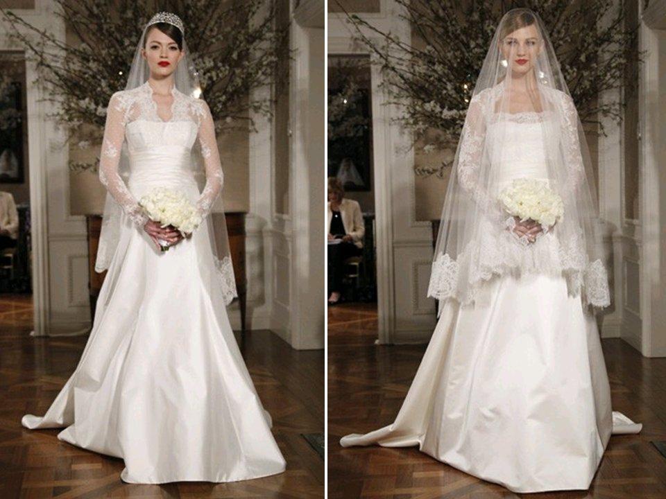 Kate-middleton-inspired-wedding-dresses-a-line-bridal-gown-oscar-de-la-renta-lace-sleeves-bridal-gown-veil.full