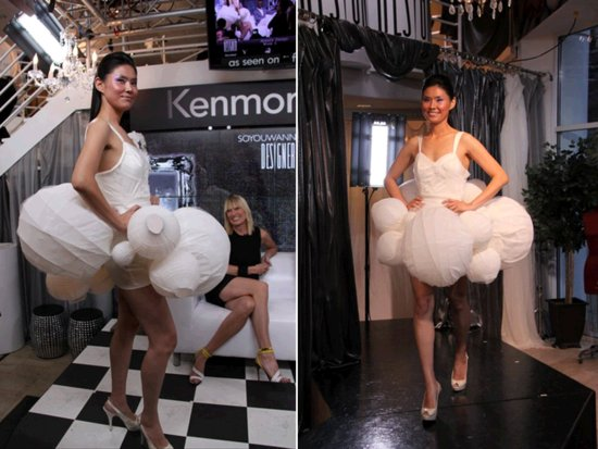 photo of Unconventional Wedding Dresses on So You Wanna Be A Designer!
