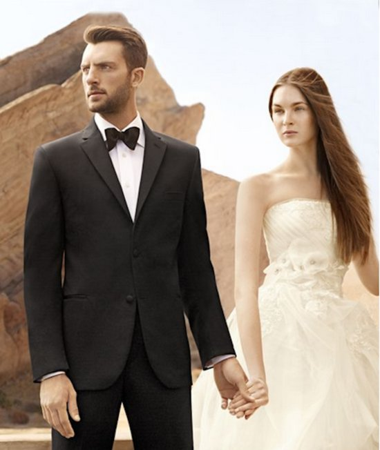 photo of Black by Vera Wang from Men s Wearhouse