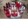 Charity-wedding-ideas-red-bridal-heels-bridesmaids-shoes.square