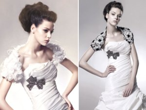 photo of 2012 Wedding Accessories Trend Alert! Bridal Boleros