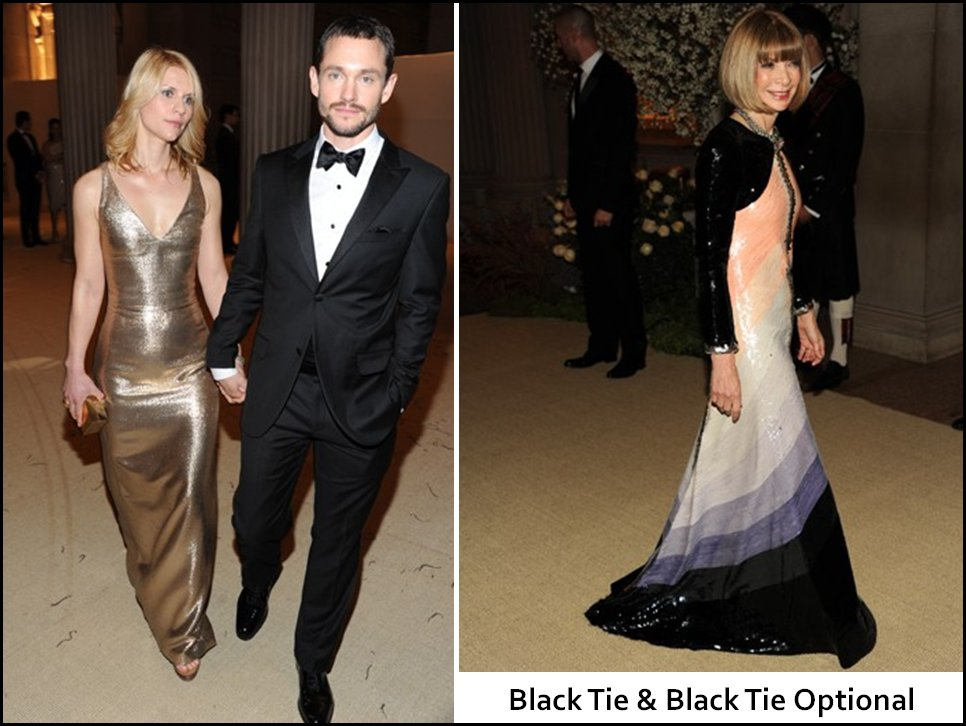 Black tie wedding guest dress code wedding gallery guest attire inspiration from the met gala junglespirit