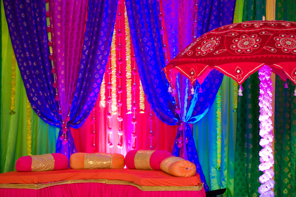 Wedding festivities with bold color palette for nyc indian wedding pre wedding festivities with bold color palette for nyc indian wedding junglespirit Images