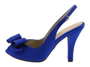 photo of Your Something Blue... Blue Wedding Shoes