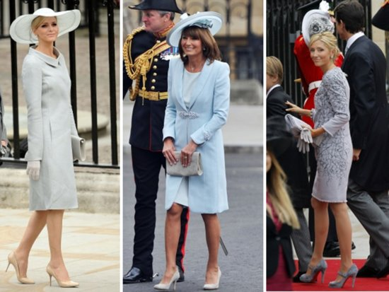High-fashion hats donned by royal wedding guests will spark trends across the globe