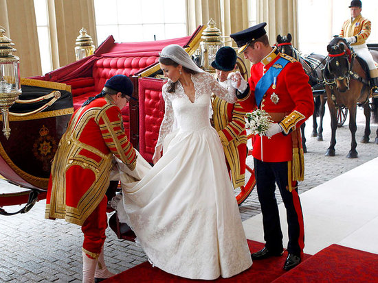 photo of Kate Middleton's Wedding Dress: Designers Share Their Thoughts!