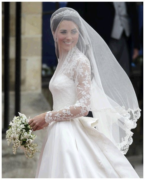 photo of Kate Middleton's Royal Wedding Look: What'd You Love?