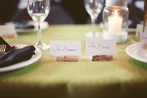 photo of Rustic Vintage-Inspired Wedding with DIY Details: Alison and Andrew