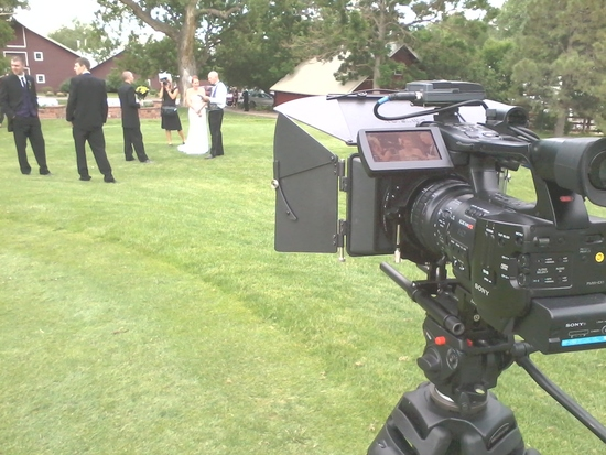 SWaT Production LLC Outdoor Wedding Camera Video