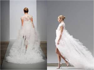 photo of Wedding Dresses and Reception Frocks: 10 That Break Tradition