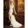 Vintage-wedding-dresses-halter-short-bridal-gown-with-train.square