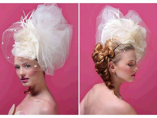 photo of Royal Wedding Style Inspiration: Bridal Head Chic