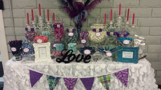photo of Lavish Candy Buffets