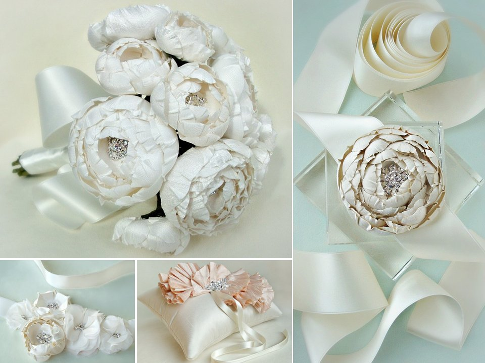 Royal-wedding-flowers-bridal-bouquet-handmade-bridal-sash.full
