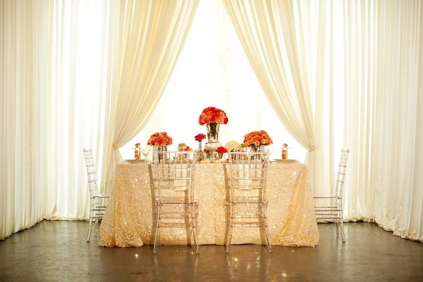 Chic Vintage Inspired Wedding Reception Tablescape Inspired By BHLDN